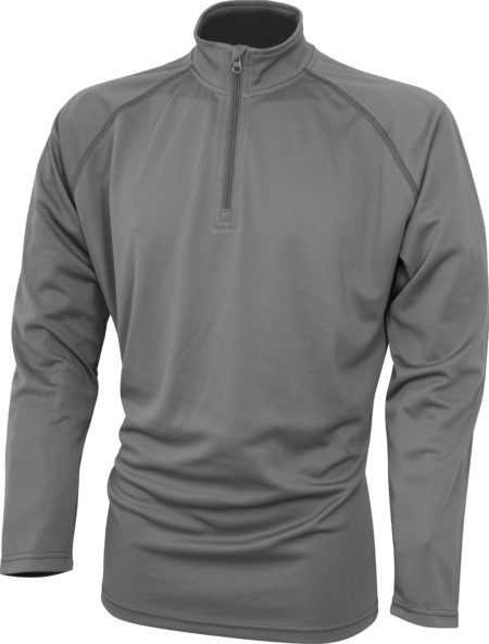 Mesh tech Armour Top Titanium