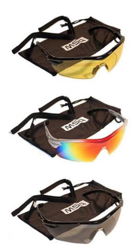 MSA skydebriller