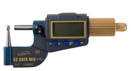 Igaging digital micrometer kugle