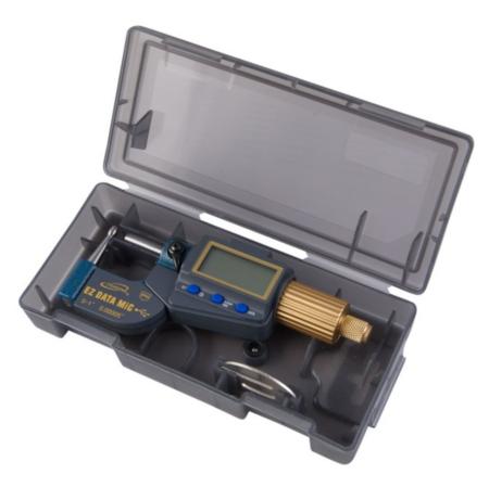 Igaging digital micrometer